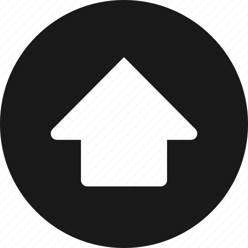 arrow, cloud, direction, up, upload icon