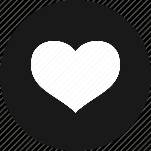bookmark, favorite, favorites, favourite, heart icon