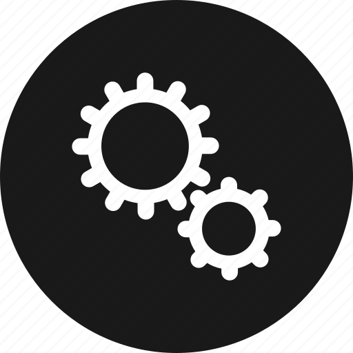 configuration, control, gear, options, preferences icon