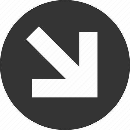 arrow, arrows, back, bottom, circle, circular, direction, down, left, location, navigation, right, round, shape, up icon