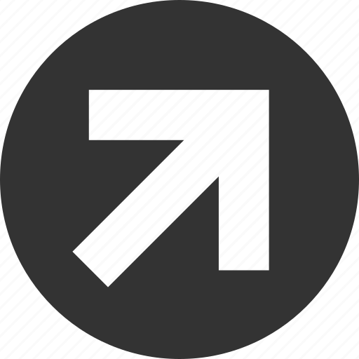 arrow, arrows, back, circle, circular, direction, down, left, right, round, top, up icon