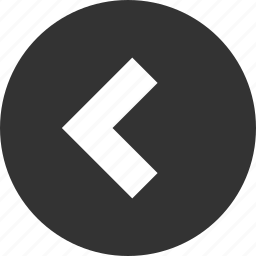 arrow, arrows, back, circle, circular, direction, down, left, location, nav, navigation, right, round, up icon