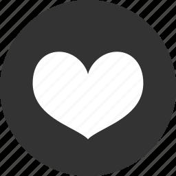 best, bookmark, circle, circular, favorite, favorites, favourite, heart, like, love, round, star icon