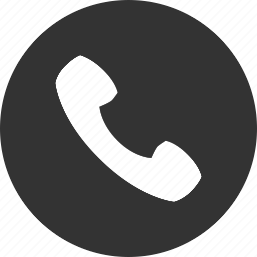 call, chat, circle, circular, comment, communication, connection, message, mobile, phone, round, smartphone, social, speech, talk, telephone icon