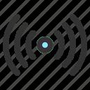 hotspot, network, wifi icon