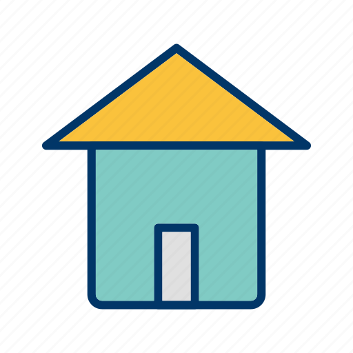 home, house, web page icon