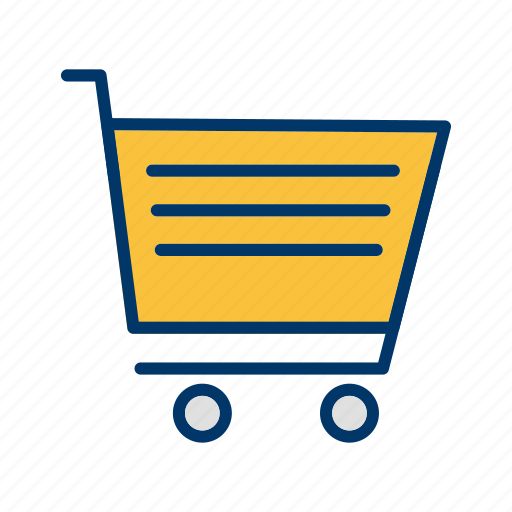 buy, cart, online shopping, trolley icon