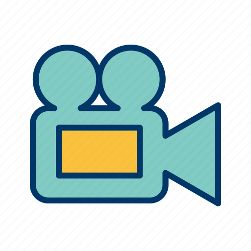 camera, film, movie, multimedia, music, video, videocamera icon