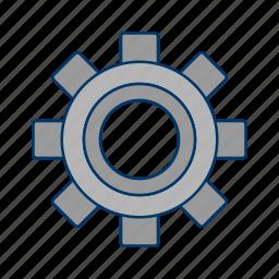 cog, configure, control, option, repair, setting, tools icon
