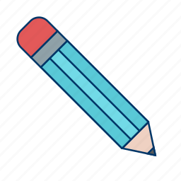 draw, edit, information, menu, notepad, pencil icon