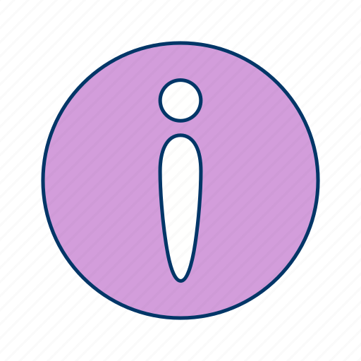 about, document, help, info, information, question, sign icon