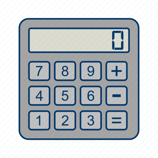 Calculation, calculator, math icon | Icon search engine