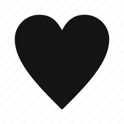 favorite, favourite, heart, like icon
