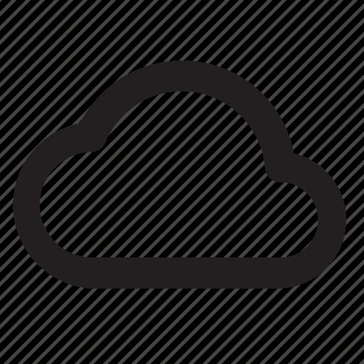 cloud, data, database, network, storage, ui icon