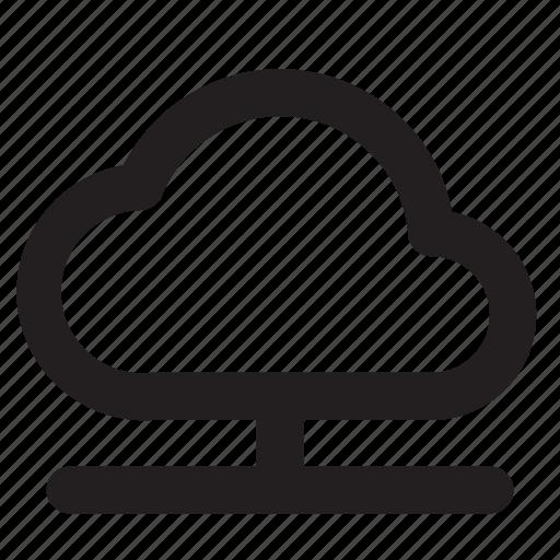 cloud, connect, data, internet, online, storage, ui icon