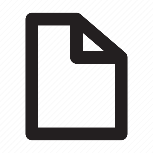 data, document, file, page, type, ui icon