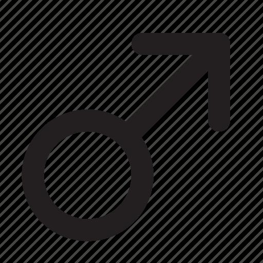 avatar, gender, male, man, sex, ui icon