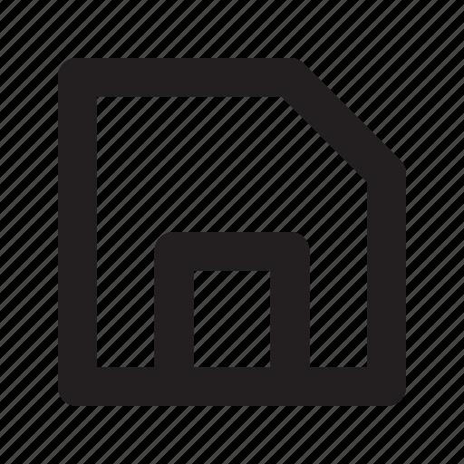 data, file, save, storage, ui icon