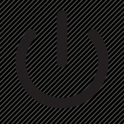 app, interface, shutdown, slept, ui, ux icon