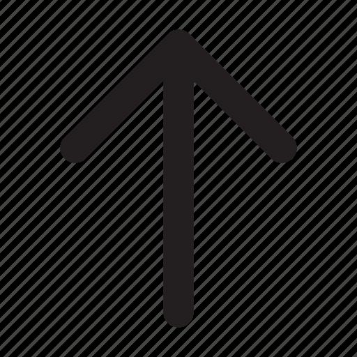 arrow, arrows, direction, location, move, ui, up icon