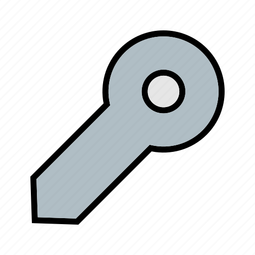 access, key, password, unlock icon