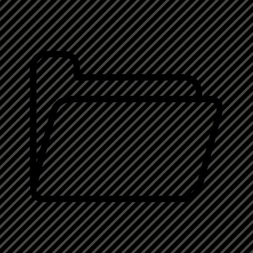 communication, document, file, folder icon