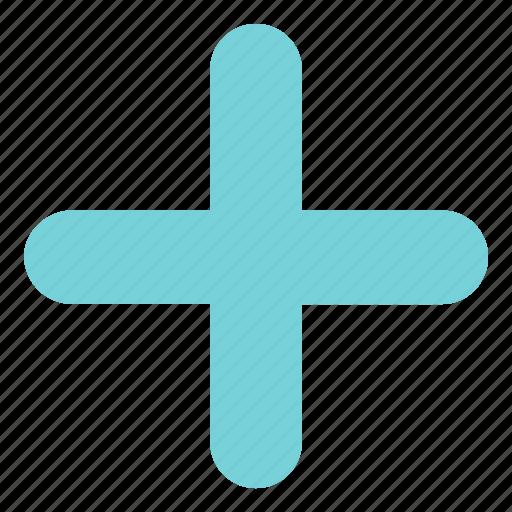 add, basic, new, plus, ui icon