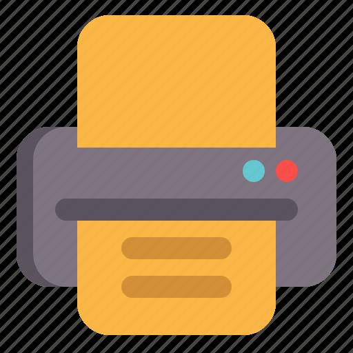 basic, office, peripheral, print, printer, printing, ui icon