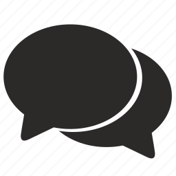 comment, dialog, message, write icon