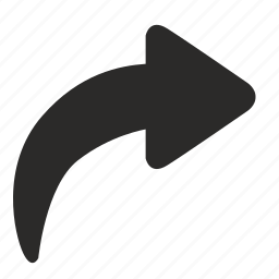 forward, go, next, operation icon