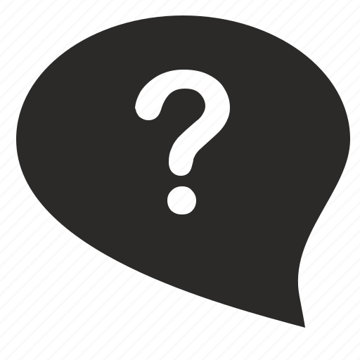 comment, dialog, help, quest, question, text icon