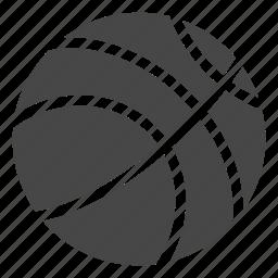ball, basketball, basketball ball, nba, sport icon