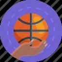 sports, ball, basketball