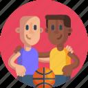 players, sports, basketball, basketball players