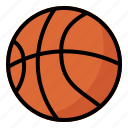 ball, basketball, sport, game, competition