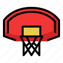 hoop, basketball, sport, game, competition