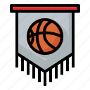 badge, club, basketball, sport, game, competition