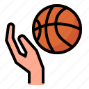 shots, ball, basketball, hand, game, sport, competition