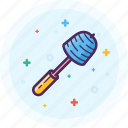 bathroom, brush, clean, cleaning, restroom, toilet icon