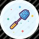 bathroom, brush, clean, plates, toilet, water