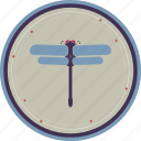 bug, dragonfly, insect, wings icon