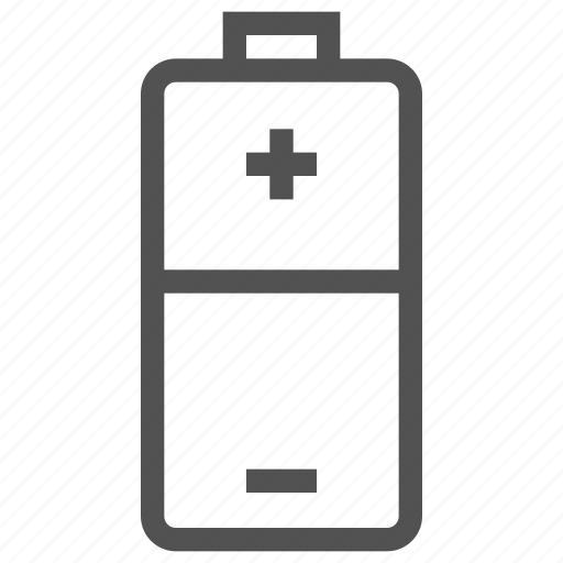 battery, charge, d, energy icon