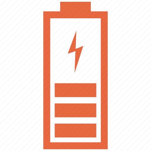 battery, full, multimedia icon