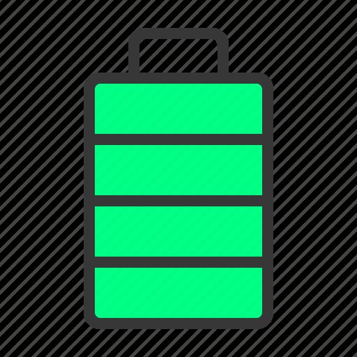 battery, full, power, states, status icon