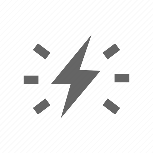 electrical, electricity, energy, lightning icon