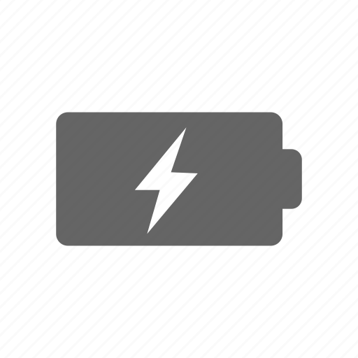 battery, charge, electricity, lightning icon