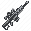 army, gun, military, rifle, sniper, target, weapon