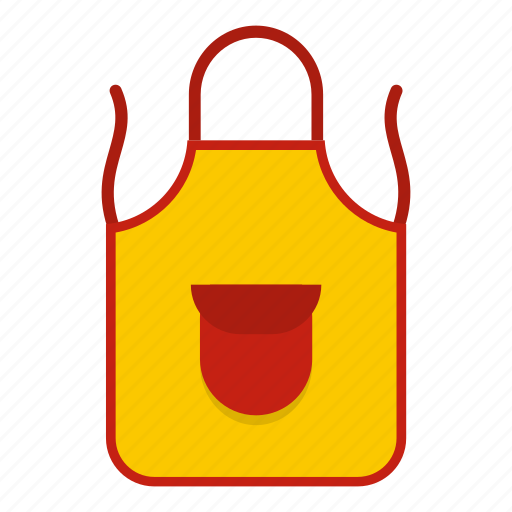 apron, cloth, clothing, cooking, cotton, kitchen, protective icon