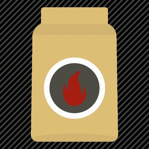 box, danger, fire, match, matchbox, matchstick, open icon