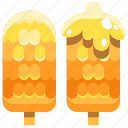 corn, food, grilled icon